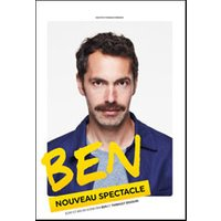 Affiche One man/woman show  BEN © Fnac Spectacles