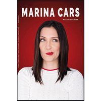 Affiche One man/woman show  MARINA CARS © Fnac Spectacles