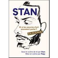 Affiche One man/woman show  STAN © Fnac Spectacles