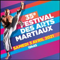 Affiche Grand spectacle  35EME FESTIVAL DES ARTS MARTIAUX © Fnac Spectacles