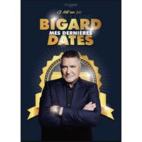 Affiche Humoristes  JEAN-MARIE BIGARD © Fnac Spectacles