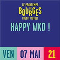 Affiche Reggae  HAPPY WKD#JOUR*1-THE AVENER- © Fnac Spectacles
