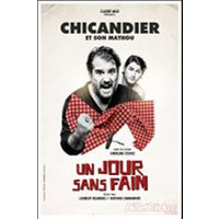 Affiche One man/woman show  CHICANDIER © Fnac Spectacles