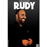 Affiche One man/woman show  RUDY © Fnac Spectacles