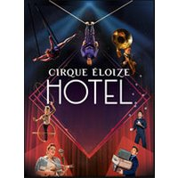 Affiche Grand spectacle  CIRQUE ELOIZE © Fnac Spectacles