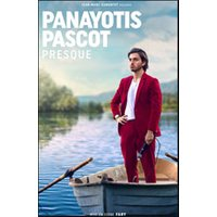 Affiche Humoristes  PANAYOTIS PASCOT © Fnac Spectacles