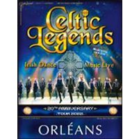 Affiche Danse traditionnelle  CELTIC LEGENDS © Fnac Spectacles