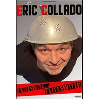 Affiche One man/woman show  ERIC COLLADO © Fnac Spectacles