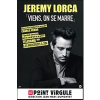 Affiche One man/woman show  JEREMY LORCA © Fnac Spectacles