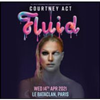 Affiche Grand spectacle  COURTNEY ACT © Fnac Spectacles