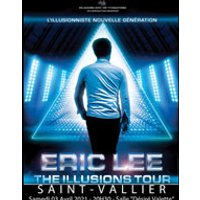 Affiche Spectacle de magie  ERIC LEE © Fnac Spectacles
