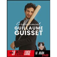 Affiche Humoristes  GUILLAUME GUISSET © Fnac Spectacles