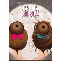 Affiche Humoristes  JEANNE & GABRIELLE © Fnac Spectacles