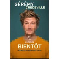 Affiche Humoristes  GEREMY CREDEVILLE © Fnac Spectacles