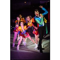 Affiche Patinage artistique  MAGIC CIRCUS ON ICE © Fnac Spectacles