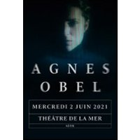 Affiche Pop-rock / Folk  AGNES OBEL © Fnac Spectacles
