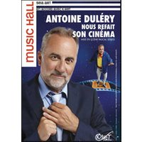 Affiche One man/woman show  ANTOINE DULERY © Fnac Spectacles
