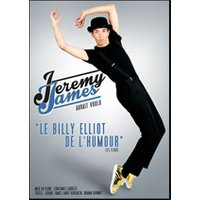 Affiche One man/woman show  JEREMY JAMES © Fnac Spectacles