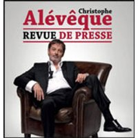 Affiche Humoristes  CHRISTOPHE ALEVEQUE © Fnac Spectacles