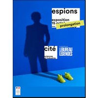 Affiche Exposition  ESPIONS © Fnac Spectacles