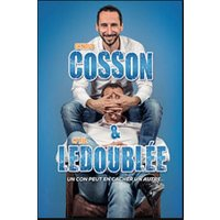 Affiche Humoristes  COSSON & LEDOUBLEE © Fnac Spectacles