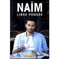 Affiche One man/woman show  NAIM © Fnac Spectacles