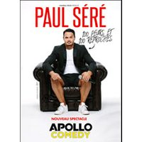 Affiche One man/woman show  PAUL SERE © Fnac Spectacles