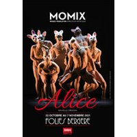 Affiche Grand spectacle  MOMIX - ALICE © Fnac Spectacles