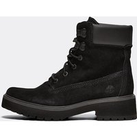 'Timberland Carnaby Boots Womens Black Leather