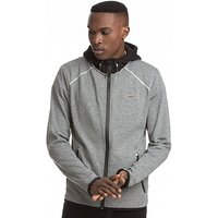 Aura Tech Full Zip Hooded Top