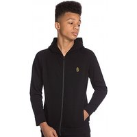 Junior Honey Bro Zip Through Hooded Top