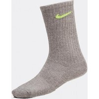 Junior 3 Pack Cotton Cushioned Sock