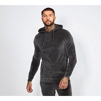Terry Overhead Hooded Top