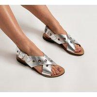 Womens Millie Eyelet Sandal
