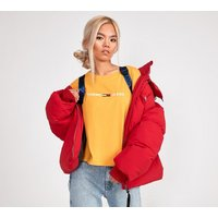 Womens Oversized Puffer Jacket
