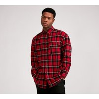 Good For Nothing Oversized Check Shirt