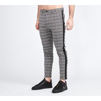 Houndstooth Check Pant