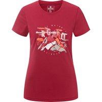 Regatt Damen T-Shirt Fingal IV beetroot 44