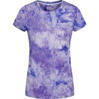 Regatt Damen T-Shirt Fingal IV blueberry tiedye 42