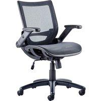 Kator Mesh Back Task Chair, Black