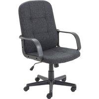 Cerami Fabric Executive Chair, Blue