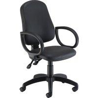 Serene 2 Lever PU Operator Chair