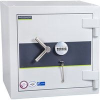 Burton Eurovault Aver Grade 5 Size 1 Safe With Dual Key And Electronic Lock (111ltrs). Find Loads More Colours, Materials &
