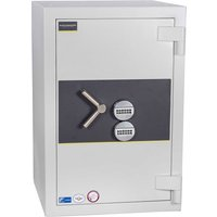 Burton Eurovault Aver Grade 5 Size 3 Safe With Dual Electronic Lock (203ltrs). Find Loads More Colours, Materials & Styles O