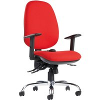 Grey Gilmour 24hr Ergonomic Task Chair. Find Loads More Colours, Materials & Styles Online - Buy Office Furniture Online