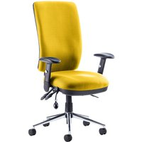 Praktikos high back posture operator chair