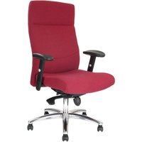 Arran high back fabric executive chair
