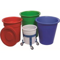 Tapered Polyethylene Bins. Find Loads More Colours, Materials & Styles Online - Buy Office Furniture Online