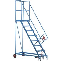 Fort Vantage Heavy Duty Mobile Platform Steps. Find Loads More Colours, Materials & Styles Online - Buy Office Furniture Onl