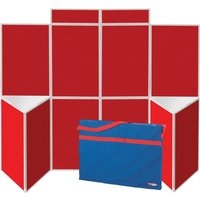 Busyfold Light Xl Folding Display Kits. Find Loads More Colours, Materials & Styles Online - Buy Office Furniture Online